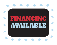 Presidential Plumbing Financing Available